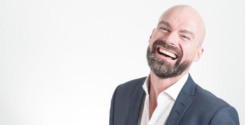 la barba como zona donante ideal